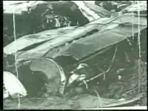 """THE FIRST PILOT TO DIE CHASING A """"UFO"""""""