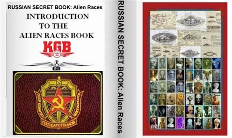 THE RUSSIAN ALIEN RACES BOOK