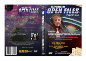 THE COVERED UP SECRETS OF THE UNIVERSE – IN MY DVD.