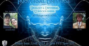 "AAGE ON ""PARAVERSAL UNIVERSE WITH KEVIN AND JENNIFER MALEK"